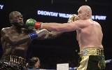 Wilder vs Fury 2. Youtube, skrót walki, cała walka, Twitter, highlights, full fight, TKO w 7 rundzie. Gypsy King mistrzem WBC 23.02.2020