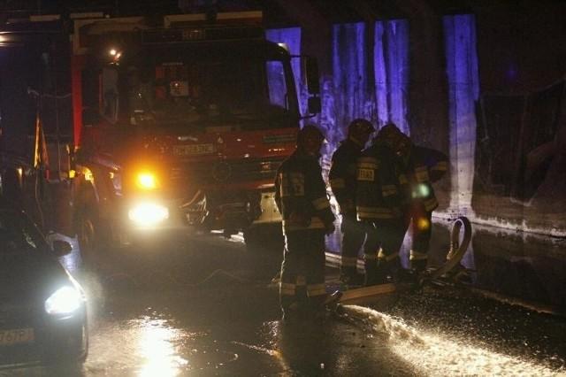 Wrocław, 9 czerwca 2013, usuwanie skutków burzy