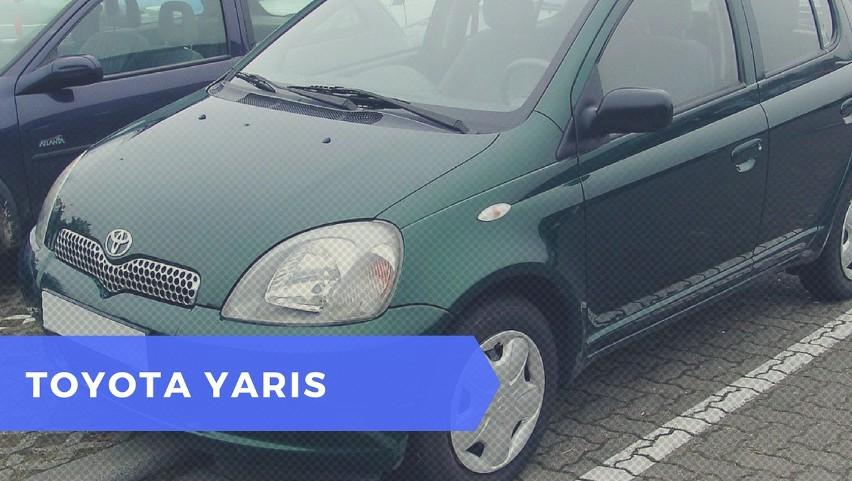 #2 Toyota Yaris I (1999 – 2005)...