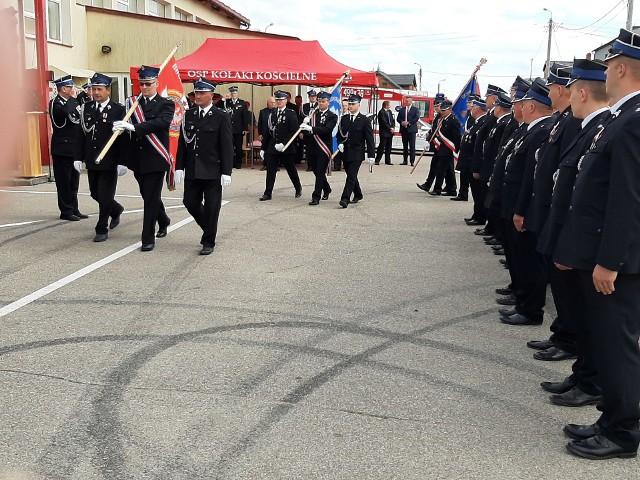Za pięć lat druhowie z OSP w Kołakach Kościelnych będą świętować 100-lecie swojej jednostki