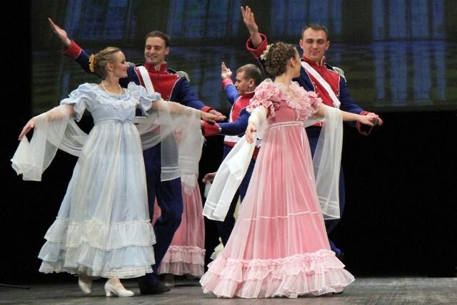 WOAK Białystok nauczy właściwego tańczenia poloneza