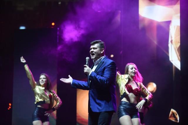 15.12.2018 torun iv gala disco polo arena torun nz/ zenek martyniuk muzyka zabawa   fot. jacek smarz / polska press