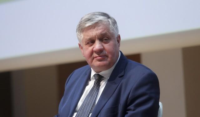 Minister rolnictwa i rozwoju wsi Krzysztof Jurgiel