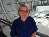 """Jak wygląda praca w szpitalu tymczasowym w Kielcach? """"Każda śmierć jest dla nas dużym przeżyciem"""""""