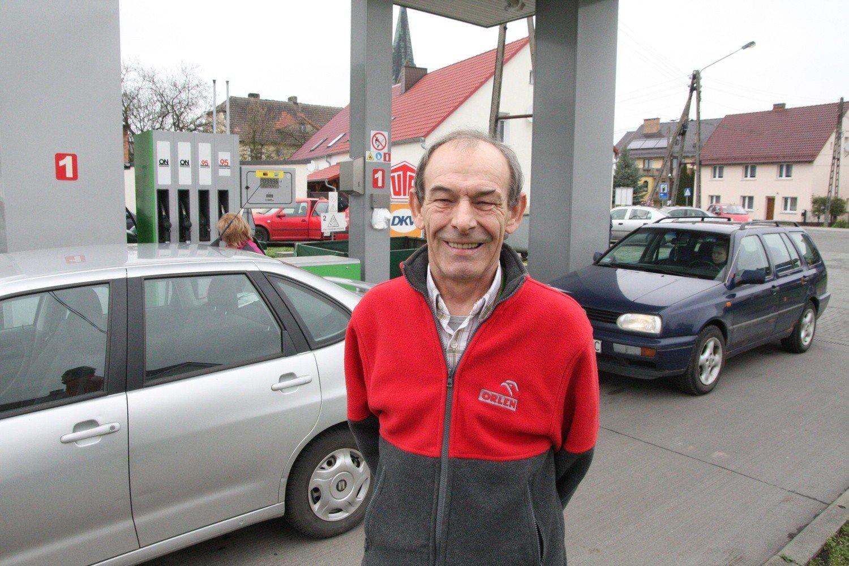 Jedna stacja, 45 lat, 40 mln litrów sprzedanego paliwa