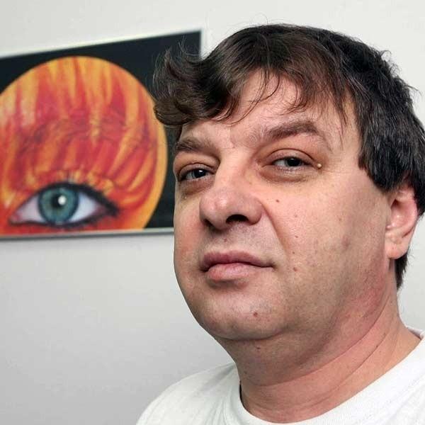Zbigniew Pleban na operację zaćmy czekał ponad 1,5 roku