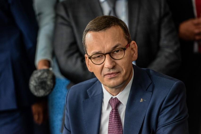Premier Mateusz Morawiecki przedstawił w piątek 5 filarów...