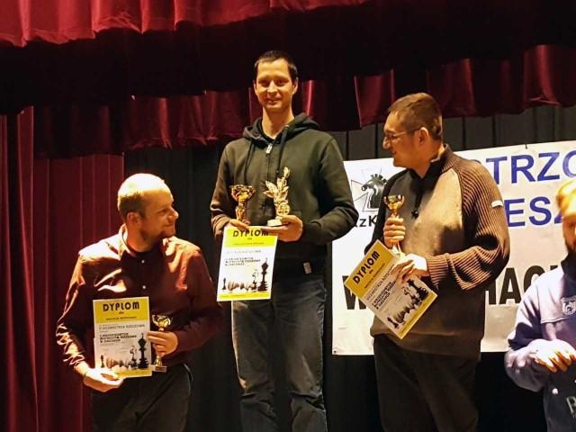 Krzysztof Pulik nie spodziewał się, że ponownie zostanie mistrzem Rzeszowa.