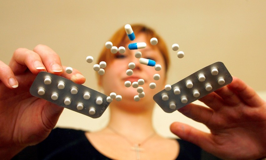 Krople, tabletki i plastry wycofane ze sprzedaży