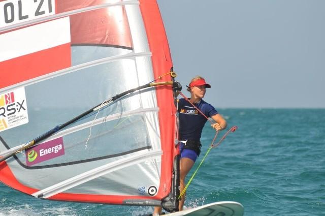 Małgorzata Białecka i Piotr Myszka dali z siebie wszystko podczas mistrzostw świata w Omanie