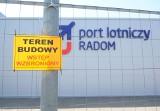 Lotnisko w Radomiu. Dni terminala już policzone. Wkrótce poznamy wykonawcę pasa startowego, we wtorek wbiją pierwszą łopatę?