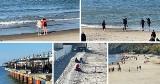 Słoneczny weekend w Międzyzdrojach: Tłumy spacerowiczów korzystały z pięknej pogody! [ZDJĘCIA]