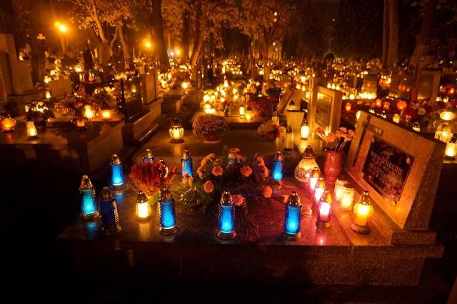 Cmentarz przy ul. Lipowej w Lublinie