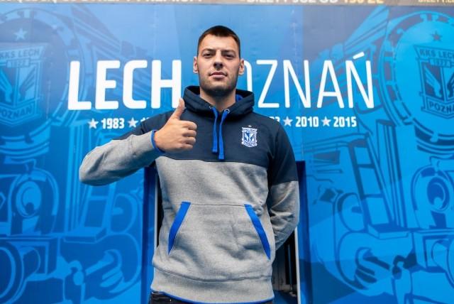 Debiut w niebiesko-białych barwach w środę zaliczył sprowadzony jako ostatni do Lecha Poznań latem Chorwat - Roko Baturina. Był to mecz w rezerwach, ale napastnik nie pomógł II drużynie w zdobyciu punktów.