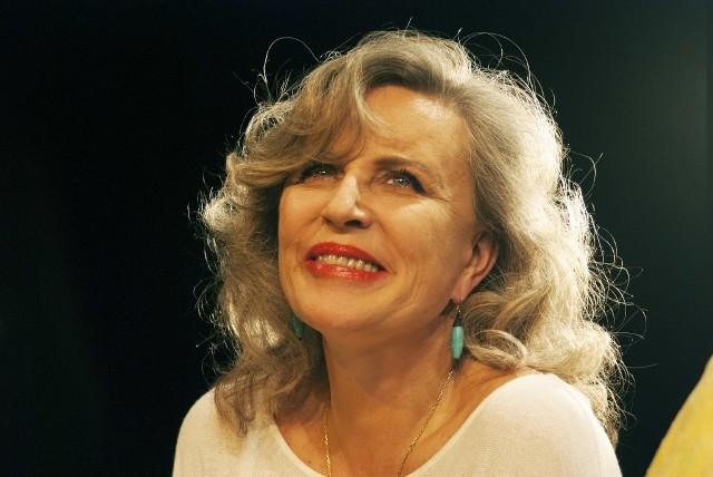 """Krystynę Jandę zobaczymy jako Shirley Valentine, ale ta znakomita aktorka przyjeżdża tuż po zdobyciu nagrody  specjalnej festiwalu Sundance za rolę w filmie""""Słodki koniec dnia"""""""