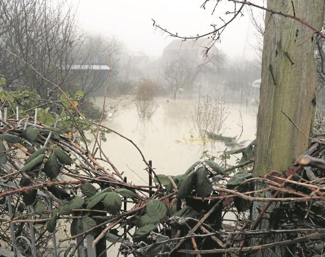 Takiej powodzi nikt tu nie widział. Woda miejscami miała głębokość nawet pół metra