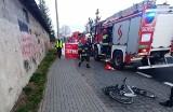 Sprawca śmiertelnego wypadku zatrzymany! Potrącił 85-letniego rowerzystę i uciekł. Jest już w rękach policji