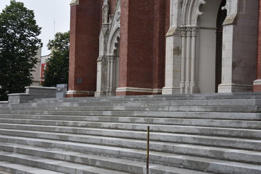 Remont archikatedry w Częstochowie