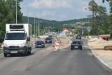 Zakończenie przebudowy ulic Witosa i Zagnańskiej dopiero w październiku? Miały być gotowe w lipcu (ZDJĘCIA)