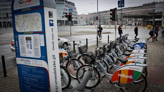 Od 1 marca znów wypożyczymy rower miejski