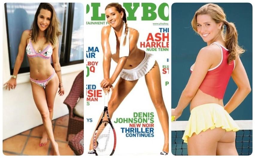 """Choć Ashley Harkleroad dawno zawiesiła już rakietę na kołku, ale nie daje o sobie zapomnieć. Deblowa ćwierćfinalistka Australian Open i Roland Garros, a także pierwsza profesjonalna tenisistka, która w trakcie kariery pozowała dla """"Playboya"""" wciąż lubi odważne zdjęcia, a że nadal imponuje sportową sylwetką to... """"Oszczędzam pieniądze na ubraniach"""" - napisała ostatnio na Instagramie, wrzucając fotkę z kwarantanny. Faktycznie oszczędza, ale kto bogatemu zabroni. Sami zobaczcie...Uruchom galerię klikając w ikonę """"następne zdjęcie"""", strzałką w prawo na klawiaturze lub gestem na ekranie smartfonu"""