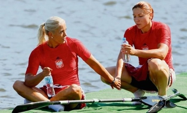 Cztery lata temu Ewelina Wojnarowska wywalczyła tytuł wicemistrzyni świata z Martą Walczykiewicz na 200 m.