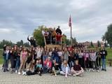 Rajd integracyjny w liceum imienia Bartosza Głowackiego w Opatowie. Świetna zabawa i trochę rywalizacji (ZDJĘCIA)