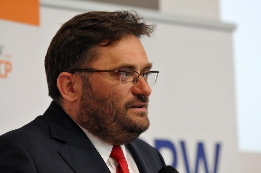 Paweł Tamborski, prezes Giełdy Papierów Wartościowych w Warszawie