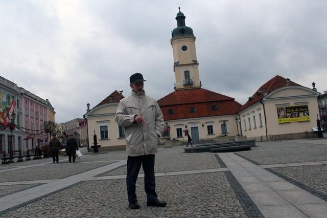 , białostocki historyk oraz szef Towarzystwa Miłośników Sztuki Kresów i Dziejów Ojczystych