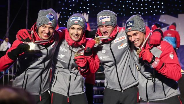 Polska mistrzem świata w skokach narciarskich