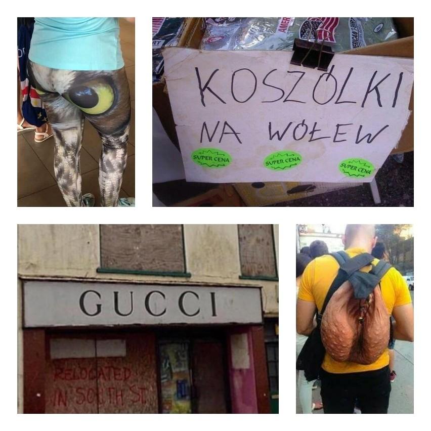 Faszyn from Raszyn i nie tylko. Moda z polskich miast i ulic wyznacza światowe trendy. Zobaczcie, jak się nie ubierać [ZDJĘCIA]