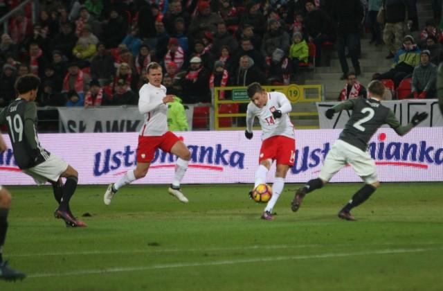 Reprezentacja Polski U21 pokonała rówieśników z Niemiec 1:0