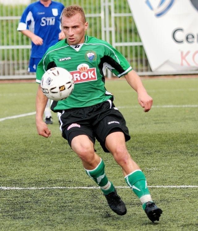 Marcin Chyła zdobył kolejne dwa gole.