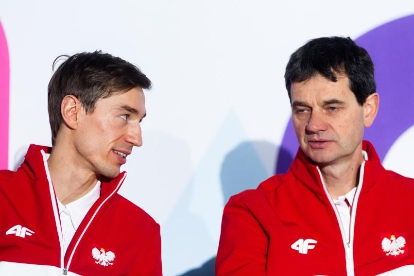 Nas skoczkowie przed wylotem na Igrzyska Olimpijskie.