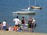 Nieudane wakacje nad Jeziorem Mucharskim: brak plaży, parkingów, brud, kłótnie turystów