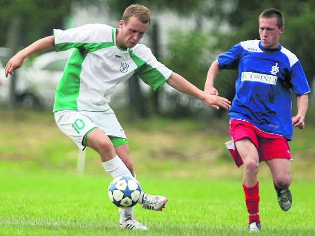 W letnim meczu sparingowym ŁKS zremisował z Sokołem Aleksandrów 0:0