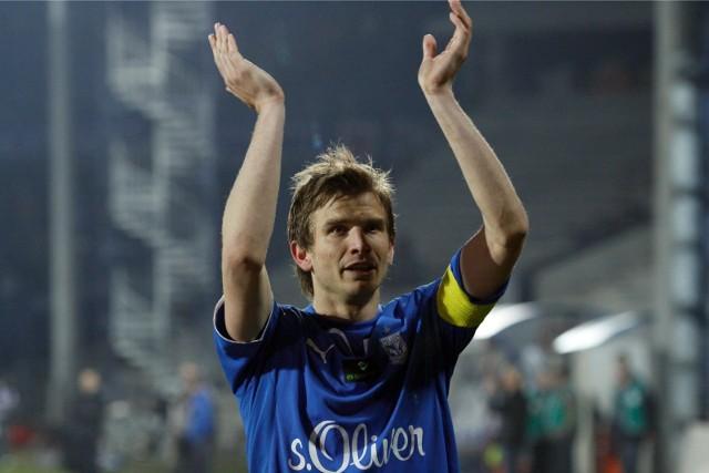Bartosz Bosacki jest pierwszym w historii piłkarzem Lecha, który strzelił gola na mistrzostwach świata.