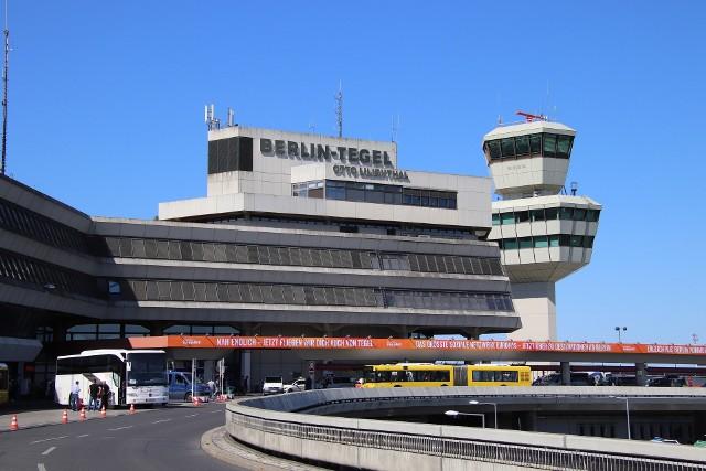 Lotnisko Berlin Tegel, z którego latało wielu poznaniaków i Wielkopolan, zostało zamknięte w niedzielę