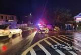 13-latek potrącony na przejściu dla pieszych w Staszowie. Doszło do groźnego wypadku! [ZDJĘCIA]