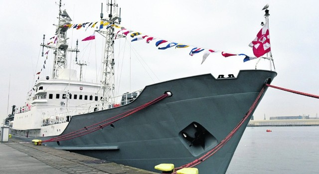 W lutym tego roku ORP Nawigator świętował 42-lecie służby pod biało-czerwoną banderą.