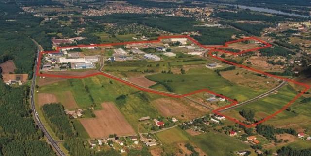 Projekt zmiany planu zagospodarowania parku przemysłowego w Solcu Kujawskim budzi kontrowersje wśród mieszkańców