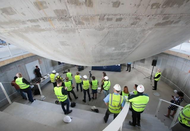 W Morskim Centrum Nauki im. prof. Jerzego Stelmacha, odbyło się podpisanie umowy dzięki której planetarium zostanie wyposażone w najnowocześniejszy sprzęt