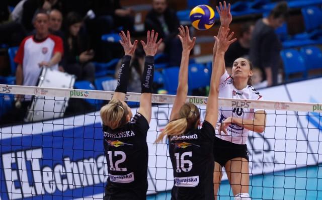 Mecz pomiędzy Developresem Rzesżów i ŁKS-em Łódź był pełen emocji
