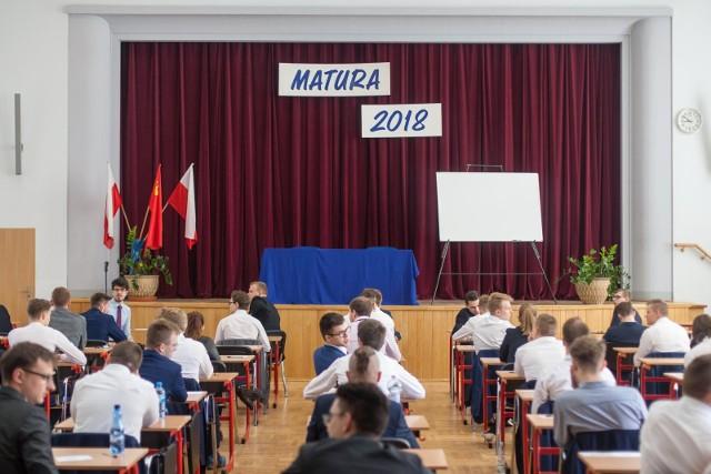 Matura 2018 w Technikum Łączności w Gdańsku