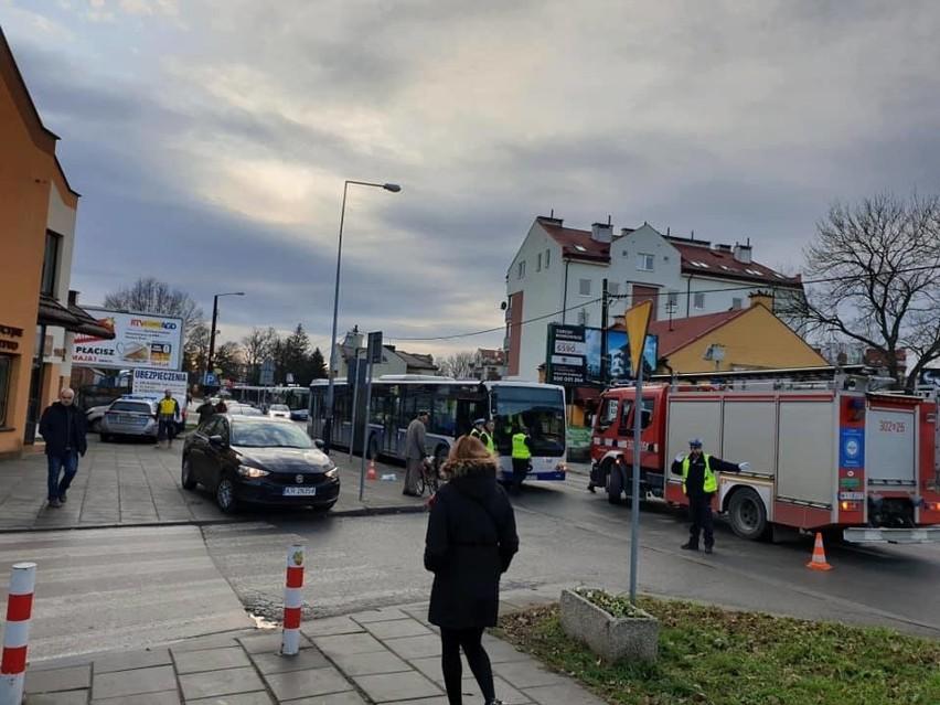 Krakow Smiertelny Wypadek Na Ul Kobierzynskiej Zdjecia 14 12