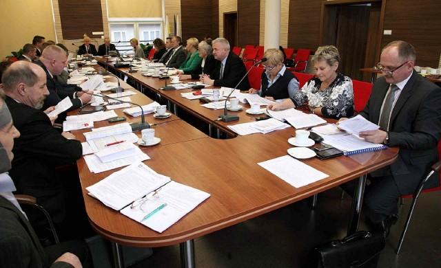 Radni przegłosowali budżet miasta Łapy