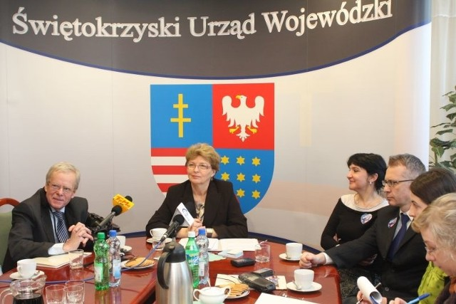 Inicjatorem kampanii jest wojewoda świętokrzyski Bożentyna Pałka-Koruba.