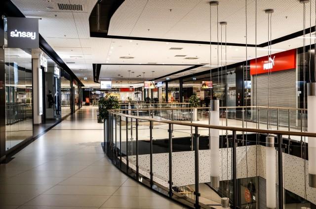 Od 7 listopada funkcjonowanie galerii handlowych w Polsce zostało ograniczone.