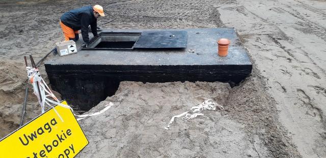 Miejski Zakład Wodociągów i Kanalizacji Spółka z w Golubiu-Dobrzyniu kończy dwie inwestycje - budowę studni w Białkowie i montaż kraty do selekcji odpadów na oczyszczalni ścieków w Golubiu-Dobrzyniu
