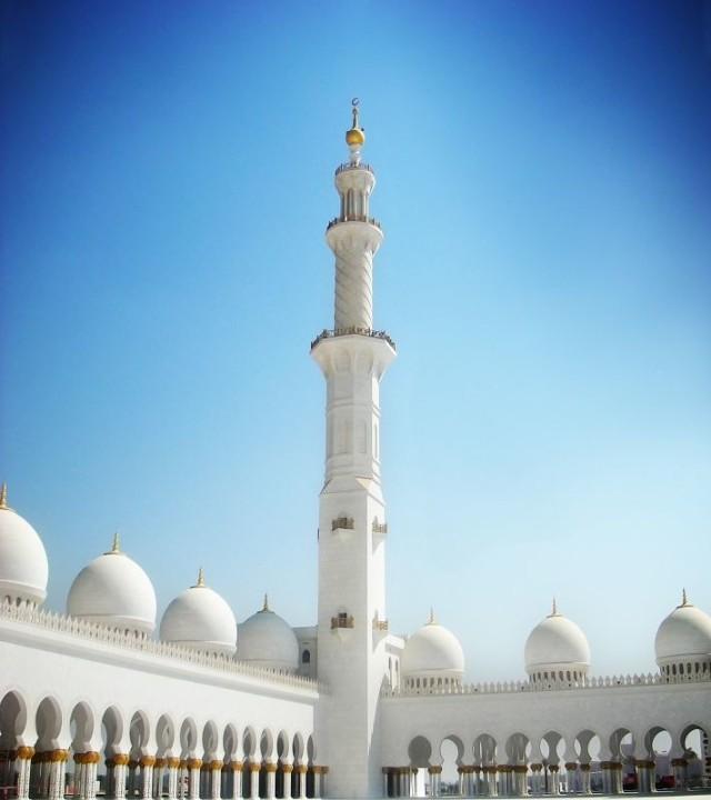 Minarety były naśladownictwem chrześcijańskich dzwonnic